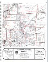 Map Image 026, Clearfield County 1977